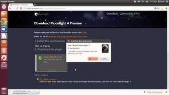 Silverlight for Linux