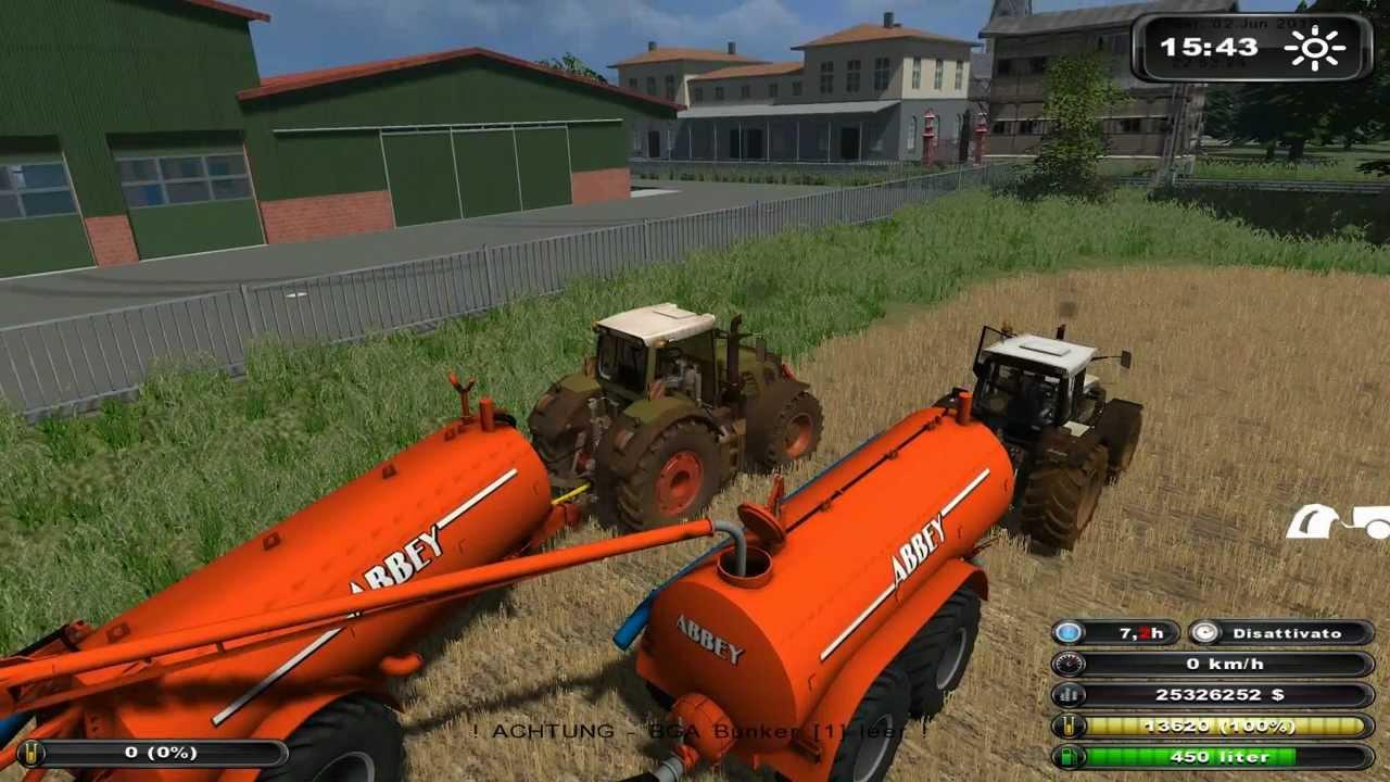 slurry 2012 fendt 933 farming simulator 2011
