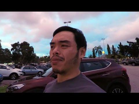 Vlogging in Brunei is awkward
