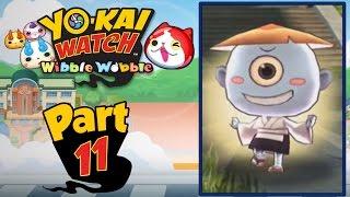 Yo-Kai Watch Wibble Wobble - Part 11 | Meet Boyclops! [English Gameplay]