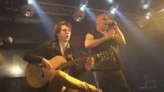 Blaze  Bayley & Thomas Zwijsen- Soundtrack of my life (live)