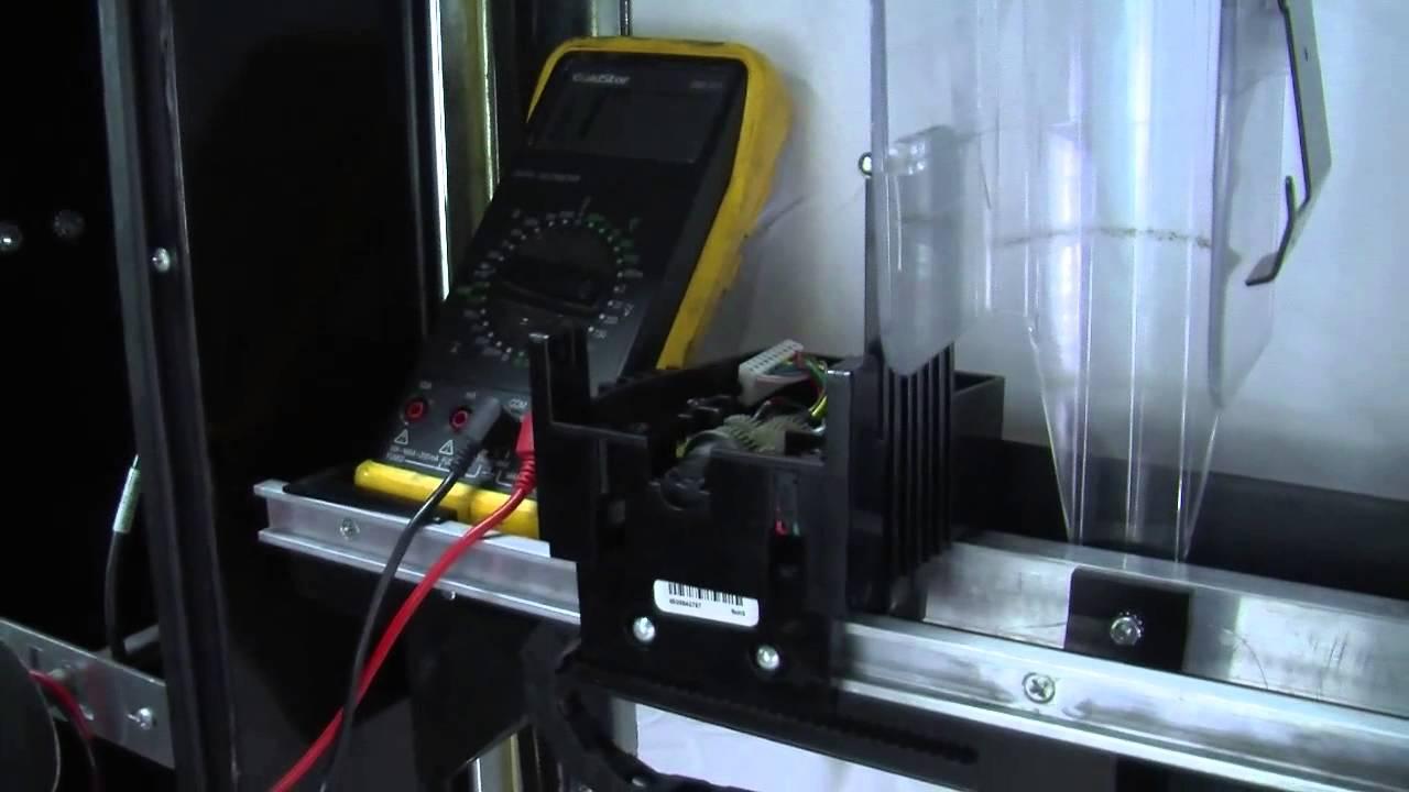 Royal Vendors Rvv500 Testing The X Harness