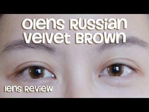 Olens Russian Velvet Brown Review
