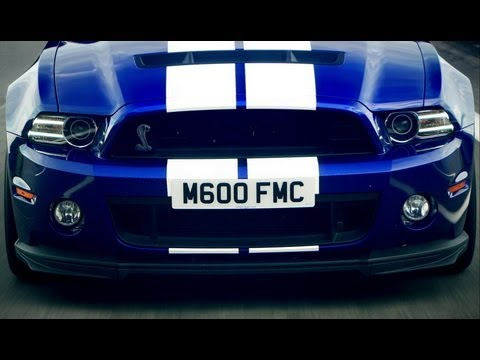 Shelby Mustang GT500 Vs Train - Race to the San Siro Pt 1 - Top Gear series 19 - BBC