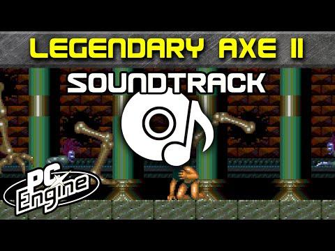Ankoku Densetsu / Legendary Axe II soundtrack | PC Engine / TurboGrafx-16 Music