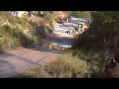 LA FATARELLA Rally Racc 49 Catalunya Costa Daurada Tram  12/15 TERRA ALTA