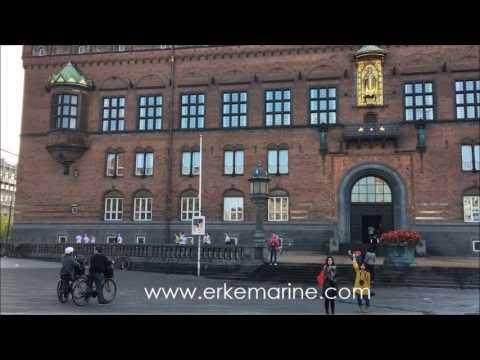 ERKE Marine, Copenhagen Urban Trail, 25 Septemrer 2016, Denmark, www.erkemarine.com