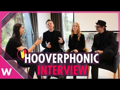 Hooverphonic - Belgium 2020 (INTERVIEW in English)