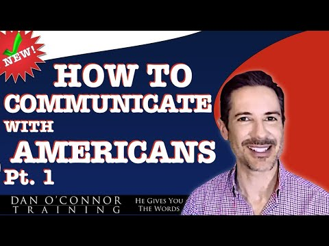How to Communicate With Americans Ep. 1   Free Communication Skills Training Course Videos Online