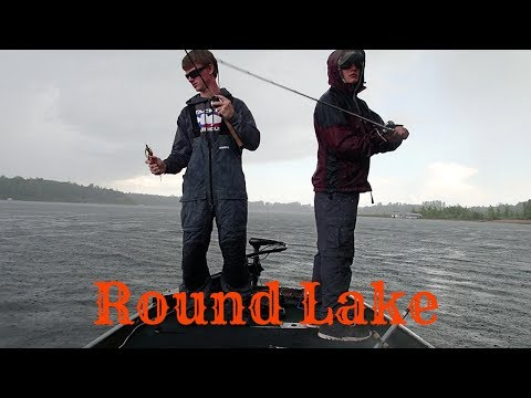 Smallmouth Fishing In Hayward WI!!! | Round Lake And