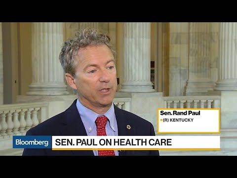 Sen. Rand Paul Still Wants a Clean Repeal of Obamacare