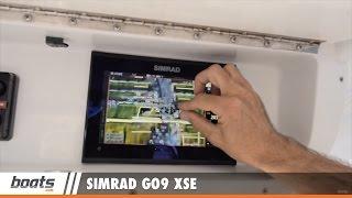Simrad Go9 XSE: First Look Video Sponsored by United Marine Underwriters