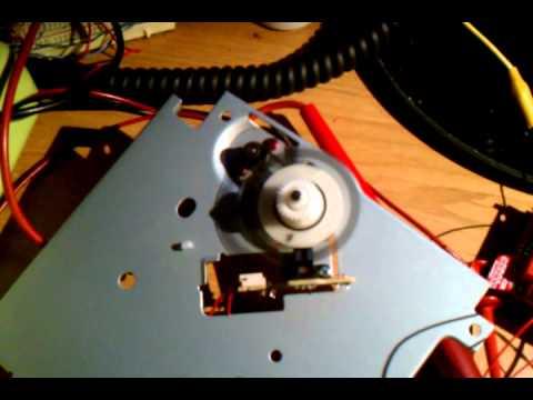 optical encoder and Arduino