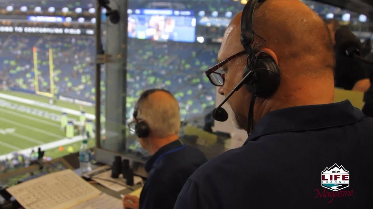 NCWLIFE Magazine: Eric Granstrom and the Seahawks Radio Network