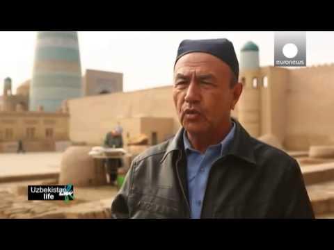Khiva  gateway to the desert in Uzbekistan   life