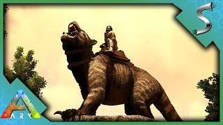 THYLACOLEO TAMING! AMBUSHED IN THE SKY! - Ark: Survival Evolved [S4E47]