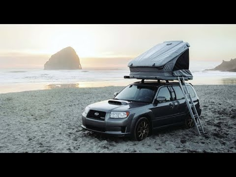 One Of The Best Rooftop Tents Money Can Buy - By James Baroud From Portugal