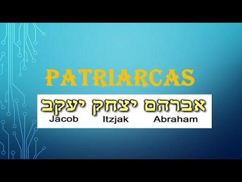 PATRIARCAS . Abraham, Isaac, Jacoob Y José