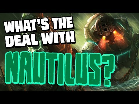 What's the deal with Nautilus? || Character design & lore discussion