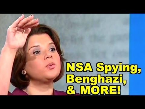 LiberalViewer Sunday Clip Round-Up 37: NSA Spying, Benghazi - David Kirkpatrick, Ted Cruz & MORE!