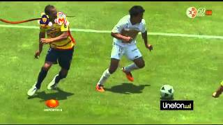 The Javier Cortes goal that sealed a Clausura win for Pumas
