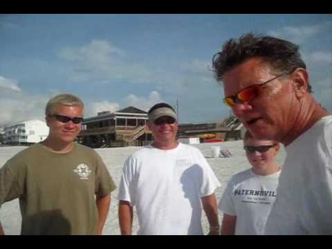 destin oil spill beach condition cond rentals Aug 6 2010