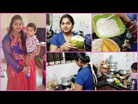 Savitri Puja Vlog : How Do I Manage My Daily Responsibilities-Cooking,Baby When I Keep Fasting