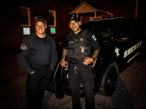 Meet Deputy Jon Reed - Anderson County, SC Sheriff's Office