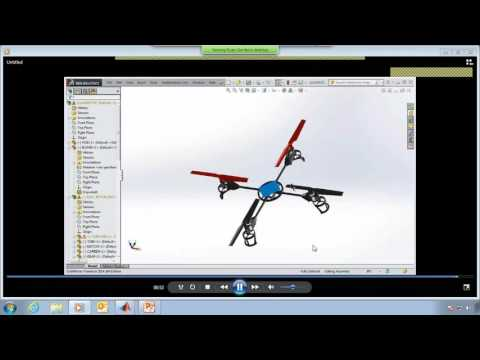 Quadcopter Simulation and Control Made Easy - MATLAB and Sim