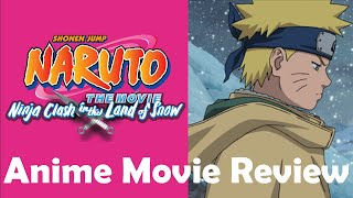 Naruto The Movie: Ninja Clash in the Land of Snow (2004) | Anime Movie Review