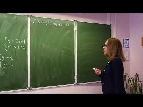 Как решать квадратные уравнения с двумя неизвестными