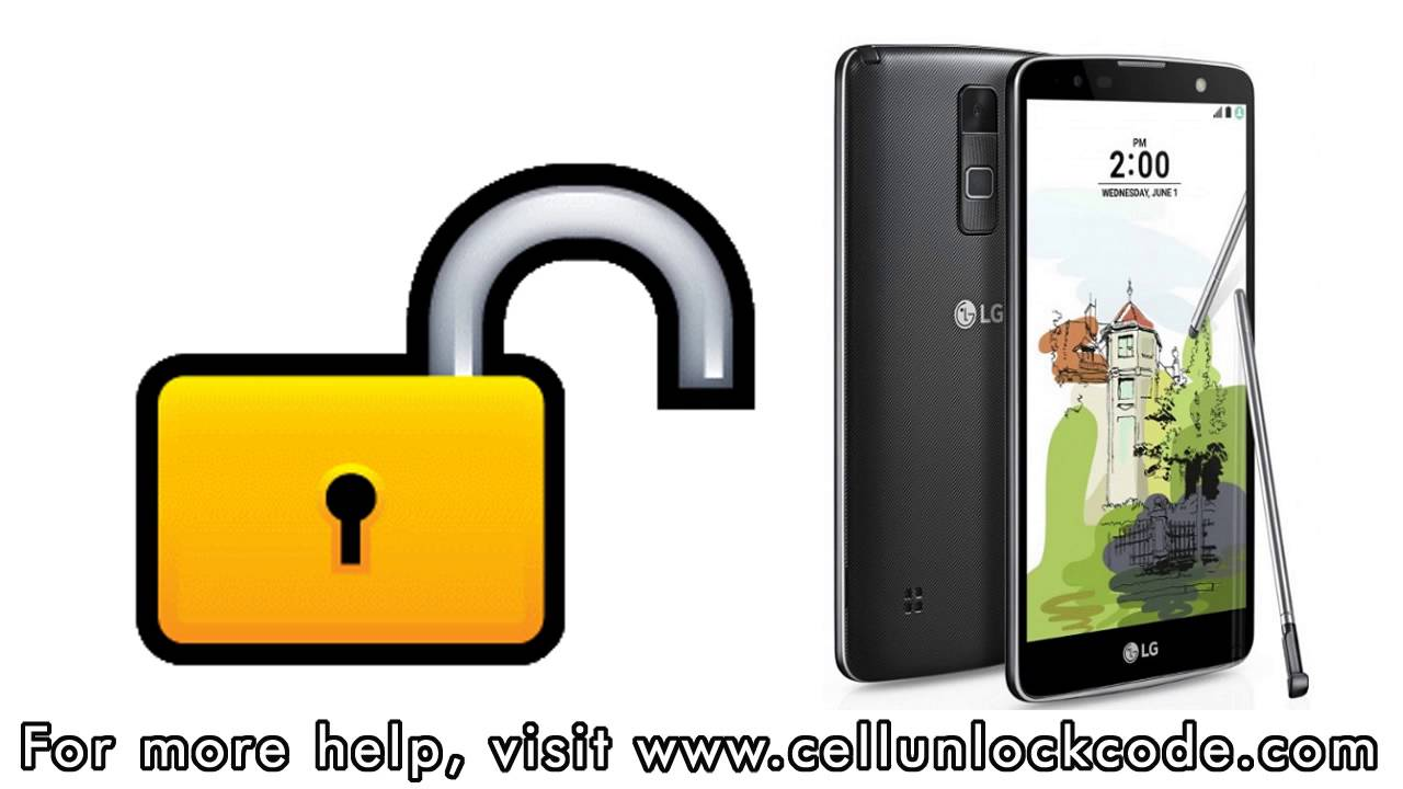 How to Unlock Any LG Stylus 2 Plus Using an Unlock Code