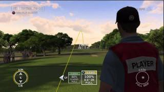 Tiger Woods PGA Tour 12 - Playstation 3 Gameplay HD