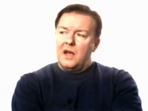 Ricky Gervais on England vs. America