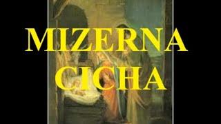 MIZERNA CICHA  -  KARAOKE