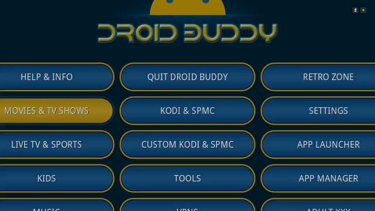 ITS FINALLY BACK! DROID BUDDY 2! THE ONLY APK YOU NEED ON