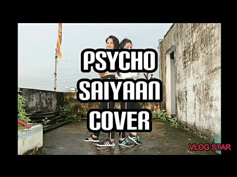 psycho-saiyaan-dance-cover-/-saho-/-featuring-prabhas,-shraddha-kapoor