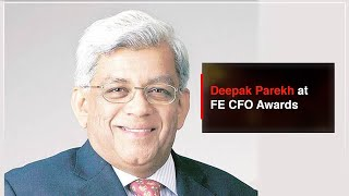 How smart CFOs can scale up and save businesses: Deepak Parekh spells 2-L formula