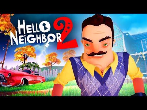 НЕ МОЖЕТ БЫТЬ! ОН ВЕРНУЛСЯ! ПРИВЕТ СОСЕД 2! - Hello Neighbor 2 Alpha 1