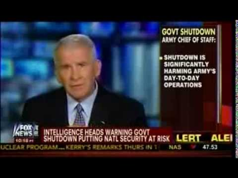 Intel Heads Warning Goverment Shutdown Putting Nat  Security At Risk   Insult To Our Intelligence!