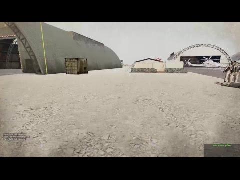 ARMA 3 - American Intervention (Bravo Company Mission 1)