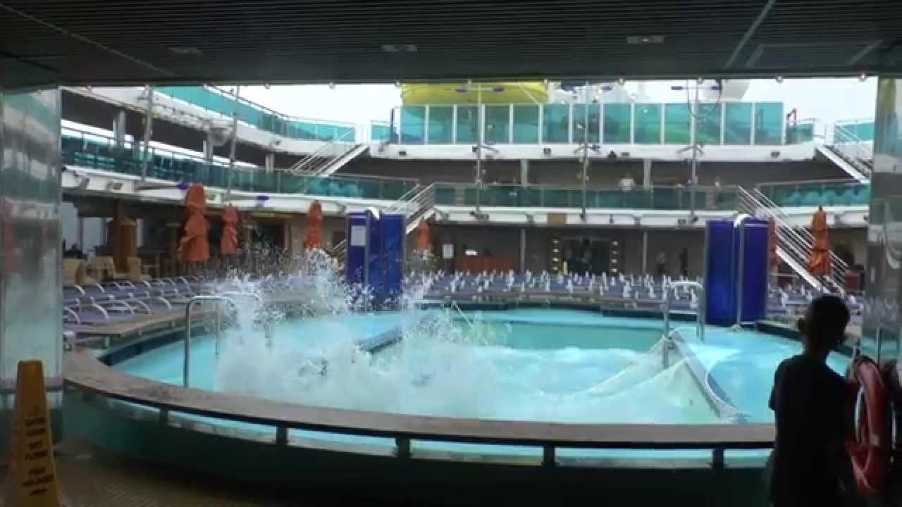 tstorm carnival dream pool youtube