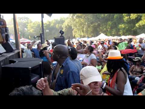 Pokey Live @ the 2014 Sibley Mississippi Zydeco Fest with Digital Soul TV