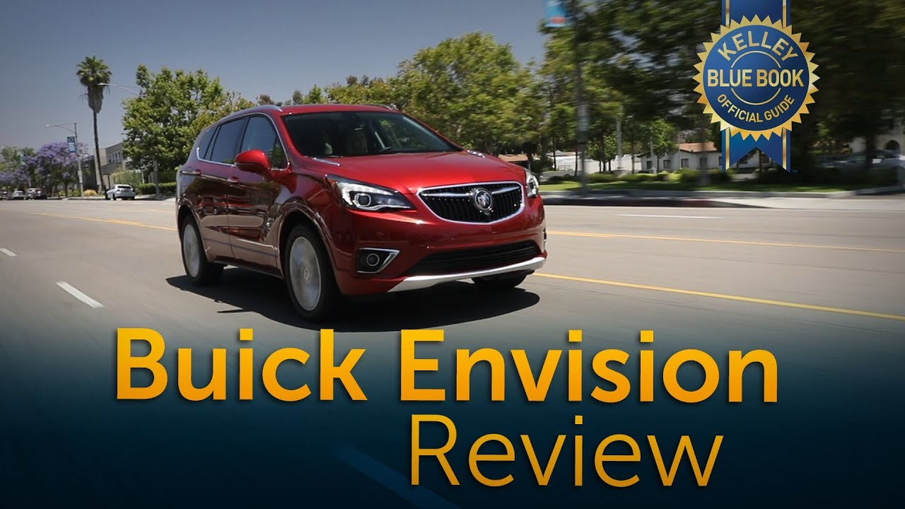 2019 Buick Envision Review Road Test Youtube