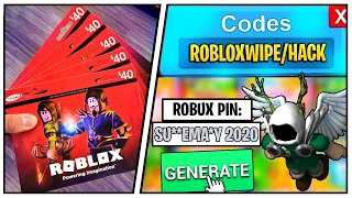 🔴GIFTING ROBUX   PROMO CODES LIVE IN ROBLOX! (Robux Codes...