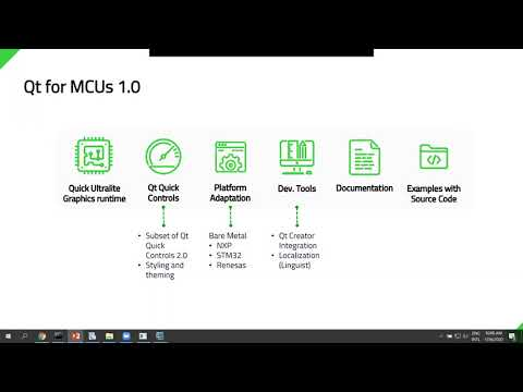 Getting started with Qt for MCUs 1.0 {on-demand webinar}