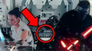 Star Wars Rise of Skywalker VADER SHRINE Scene Explained!