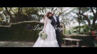 Leslie and Jorge's Wedding Sneak Peek | Casa Feliz | WInter Park, FL