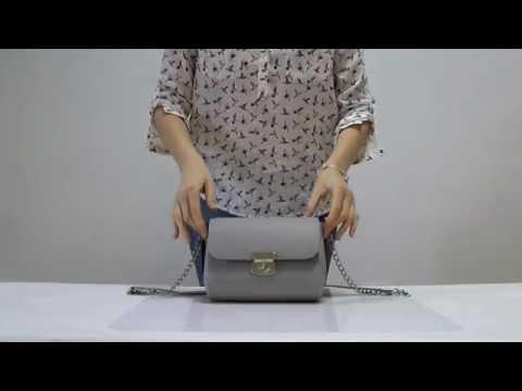 Женская кожаная сумка через плечо Katerina Fox 30-5067
