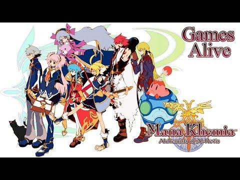 MANA KHEMIA: Alchemist Of Al-Revis (PS2) PT-BR - RPG Desconhecido do PS2 | GAMES ALIVE